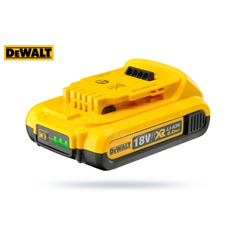 Akumulator 18,0 V 2,0 Ah Li-Ion Bluetooth DeWalt