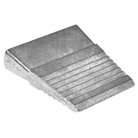 Klin metal do trzonka 5 35x35x7mm (50)
