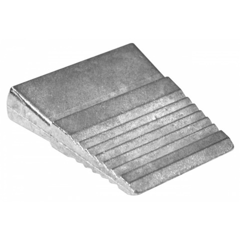 Klin metal do trzonka 6 45x45x10mm (50)
